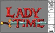 Modelsheet Lady Time Logo