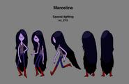 Modelsheet evictedmarcelinespeciallighting