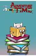 Adventure Time 9 cover C
