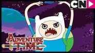 Adventure Time Trouble in Lumpy Space Cartoon Network