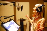 Polly Lou Livingston voice acting