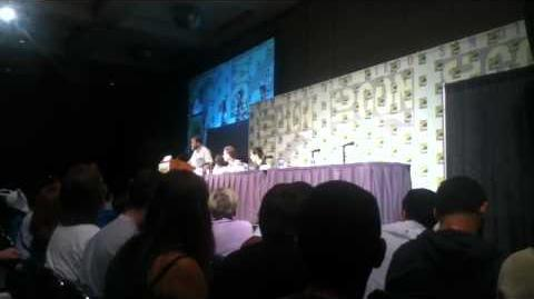 8 SDCC 2012 Adventure Time panel