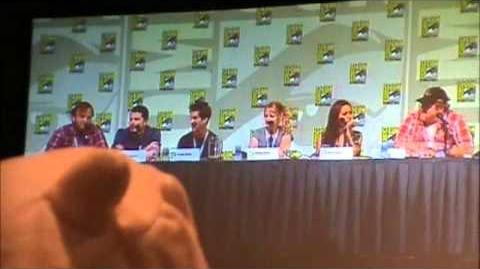 Adventure Time Panel-SDCC 2011-Part 7