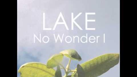 LAKE - No Wonder I