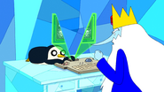 S4 E24 IK frustrated at Gunter