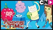 Adventure Time Prisoners of Love Cartoon Network