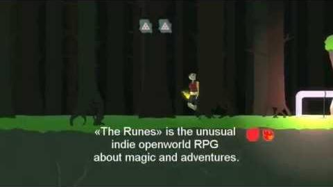 """The Runes"" indie game inspired by the series ""Adventure Time"""