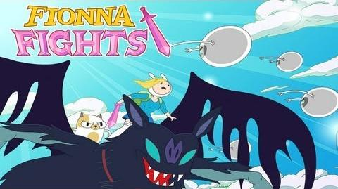 Official Fionna Fights - Adventure Time Trailer