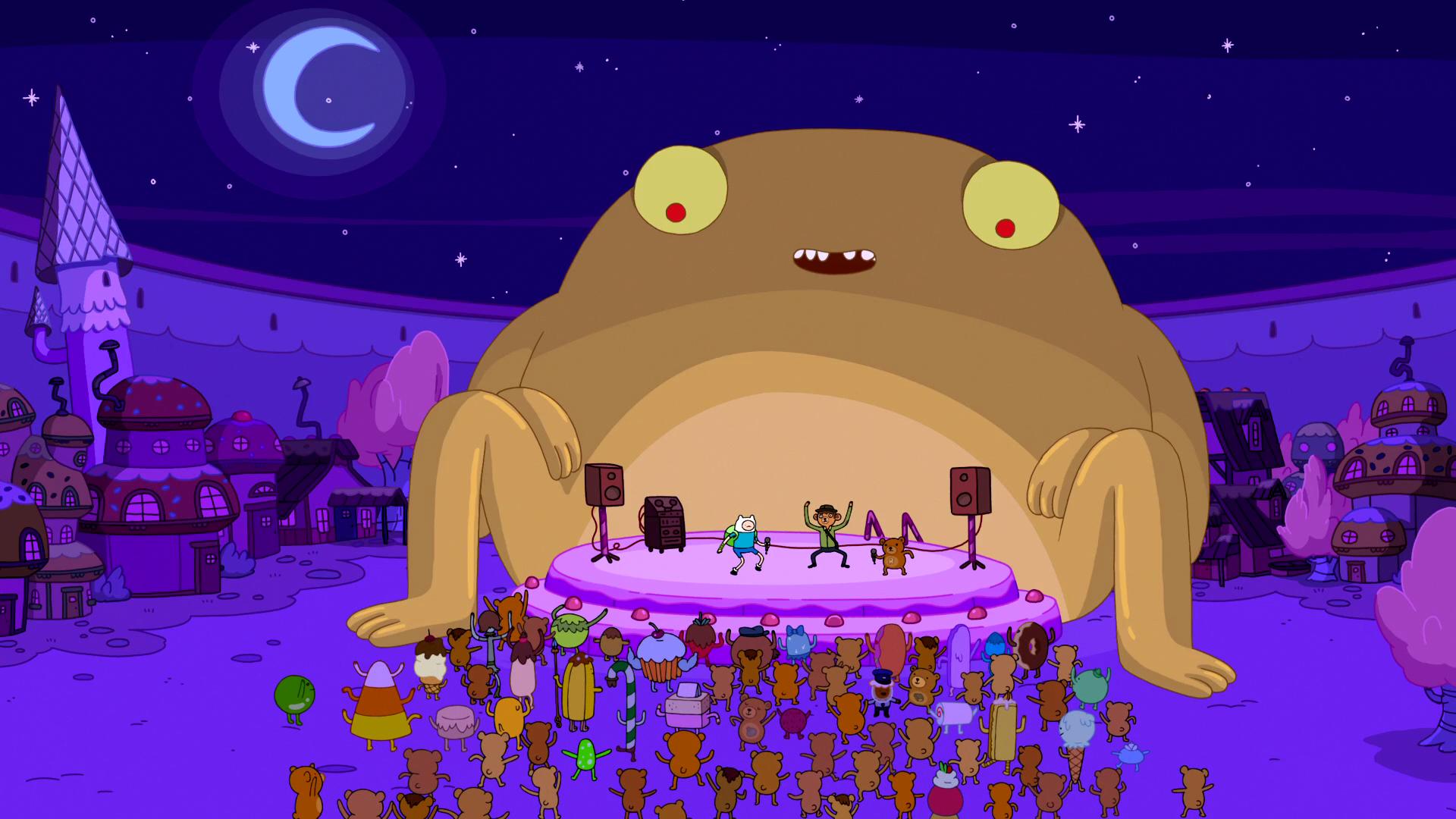 Rap Bear Finns Rap Adventure Time Wiki Fandom Powered By Wikia