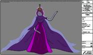 Modelsheet princessbubblegum - infantasyoutfit - rims