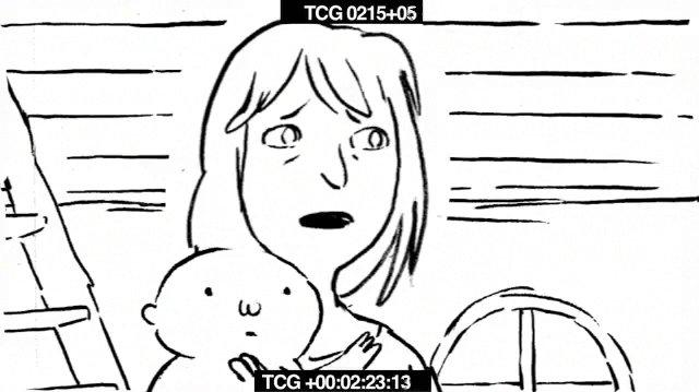 Adventure Time - Finn the Human Animatic
