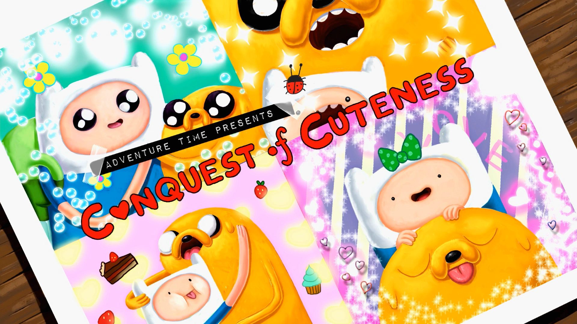 Conquest of Cuteness | Adventure Time Wiki | FANDOM powered by Wikia