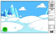 Modelsheet snowsparkles