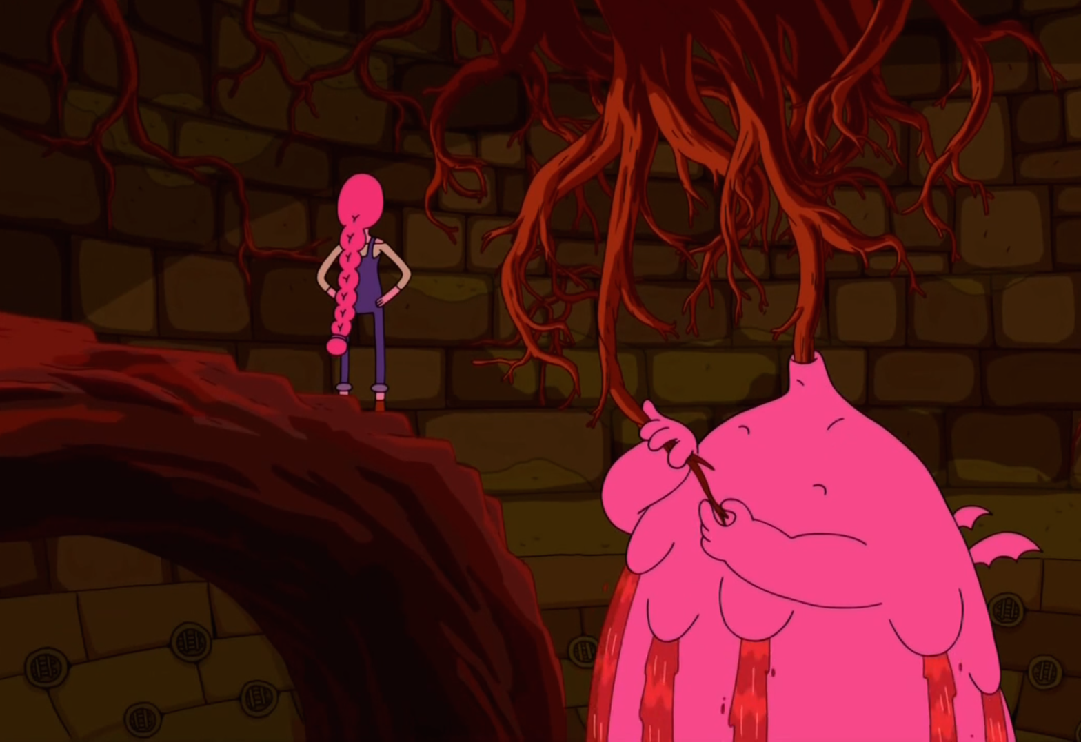 Adventure Time Jay And Bonnie Image - S7e1 bo...