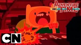 Adventure Time - Card Wars (Preview) Clip 2
