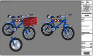 Jake's bicycle