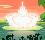 FS e1 Water Lilly Pad Castle