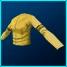 Gold Marauder Tunic FF