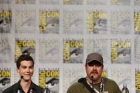 Adventure Time Panel at SDCC14 1