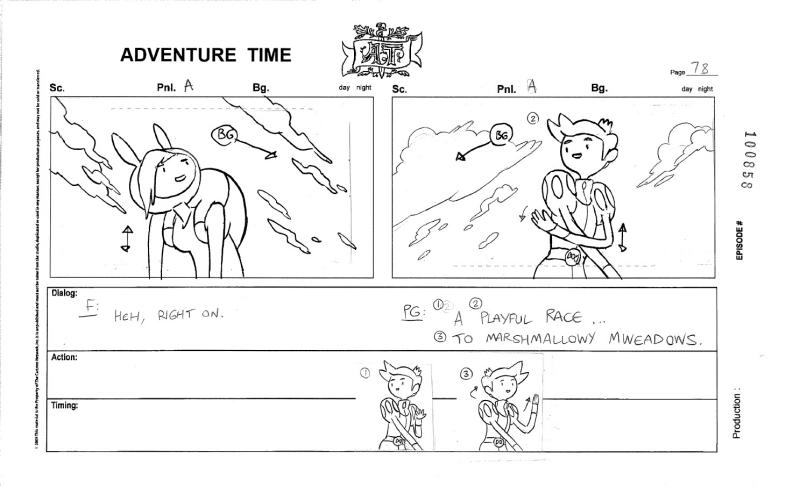 Image Mweadows Storyboardg Adventure Time Wiki Fandom