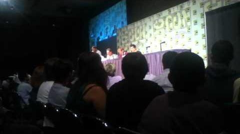 3 SDCC 2012 Adventure Time panel