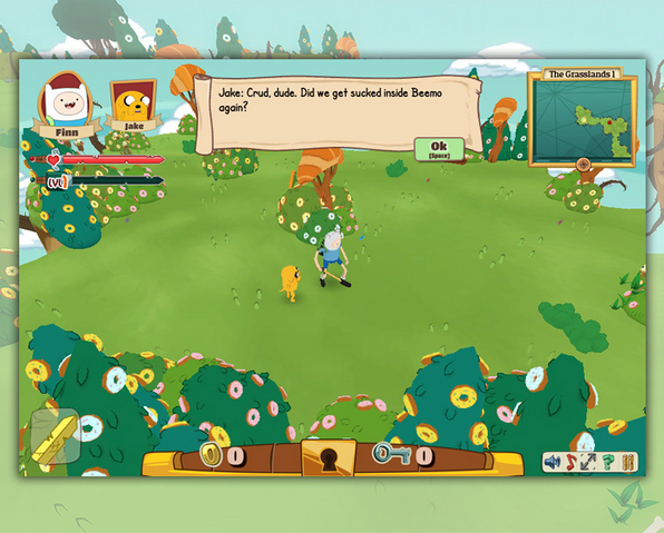 File:Finn and Jake's Epic Quest Screenshot.png