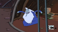 S1e24 Ice King dancing in jail