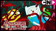 Adventure Time Finn Meets His Hero Cartoon Network