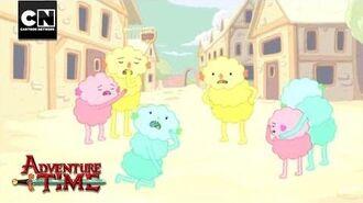Soft People Adventure Time Cartoon Network