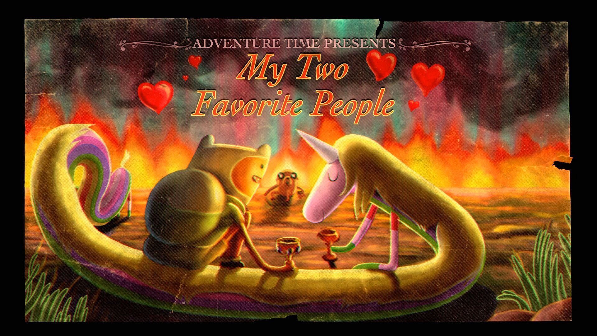 My Two Favorite People Transcript Adventure Time Wiki Fandom