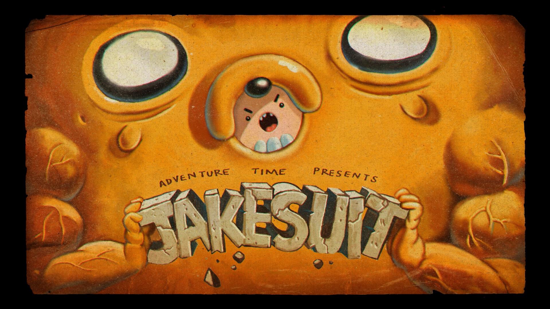 Jake Suit | Adventure Time Wiki | FANDOM powered by Wikia