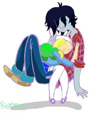 Fionna and marshall lee c by angelynor-d3kwkyf