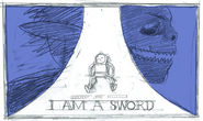 Early concepts of I Am A Sword (1)