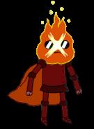 X Fire Elemental