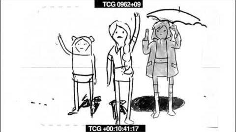 Adventure Time - Islands Miniseries (Animatic Preview)