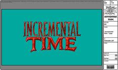 Modelsheet incrementaltime logo