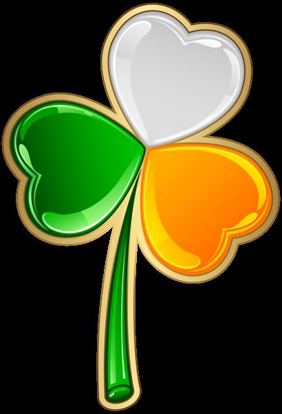 image st patrick s irish shamrock transparent png clip art png rh adventuretime wikia com
