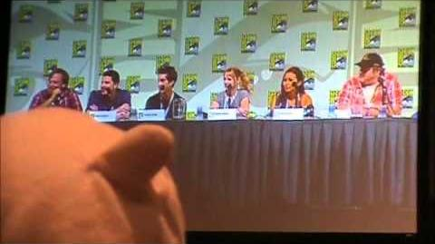 Adventure Time Panel-SDCC 2011-Part 8