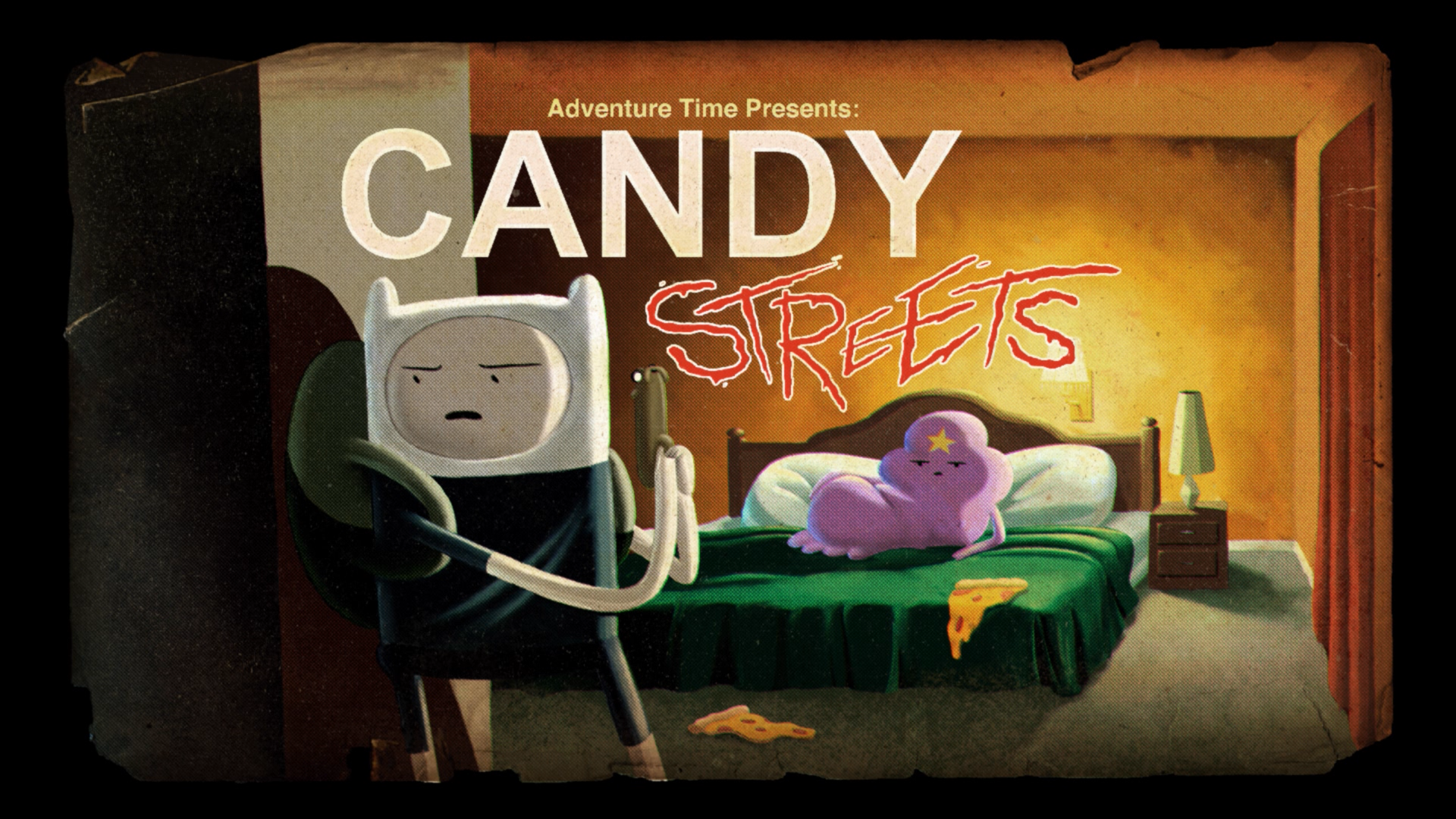 Candy Streets | Adventure Time Wiki | FANDOM powered by Wikia