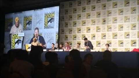 Comic-Con 2013 - Adventure Time panel