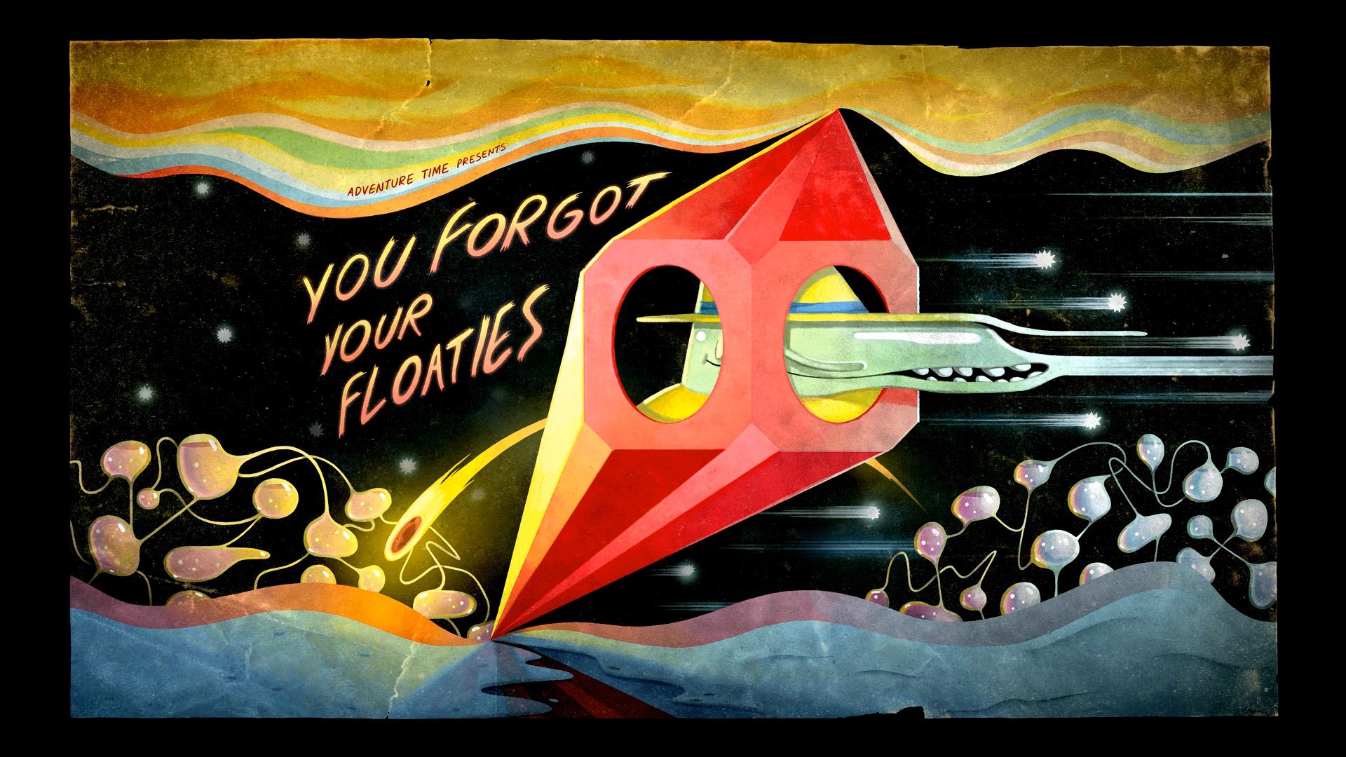 you forgot your floaties adventure time wiki fandom powered by wikia