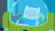 S7e18 finn happy