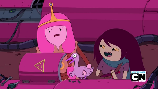 File:S5e34 PB and Shoko working on Gumball Guardian.png