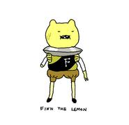 Finn the Lemon by Steve Wolfhard