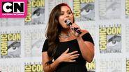 Olivia Olson at 2018 San Diego Comic Con