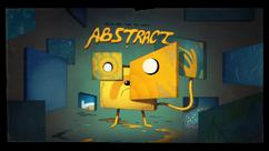 Titlecard S8E24 abstract