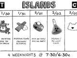 "Adventure Time Mini-Series: ""Islands"""
