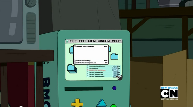 File:S5e28 BMO's files continued trashed.png