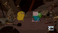 S3e2 Finn and Jake underground.png
