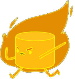 File:Marshmallow Kid1 on fire.png